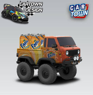 Jeep Mopar Mighty FC 2012 Fanta