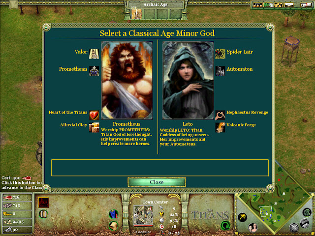 Age of Mythology The Titans Free Download Screenshot 2