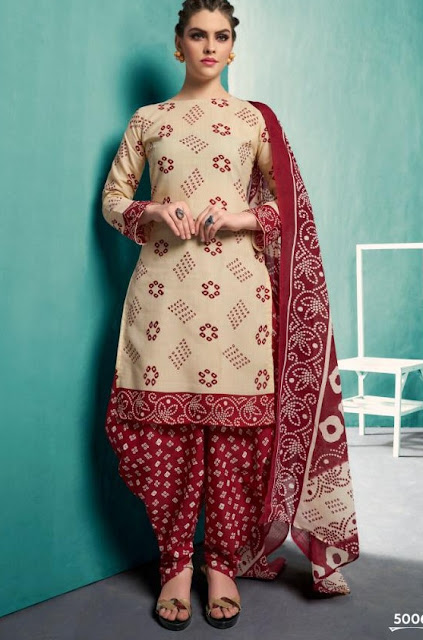 Sweety Non Stop vol 35 Soft Cotton printed punjabi dress material