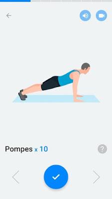 تطبيق Home Workout كامل للأندرويد, تطبيق Home Workout مكرك