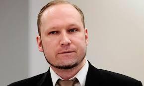 Anders Behring Breivik salah seorang pembunuh keji dan kejam