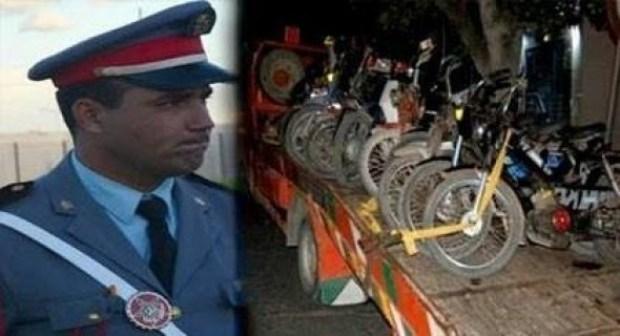 تارودانت: الدرك الملكي بسبت الكردان يشن حملة واسعة على أصحاب الدراجات النارية ويعتقل العديد من الجانحين