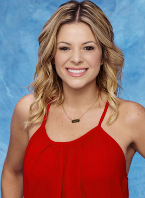 Samantha Passmore - The Bachelor Season 19