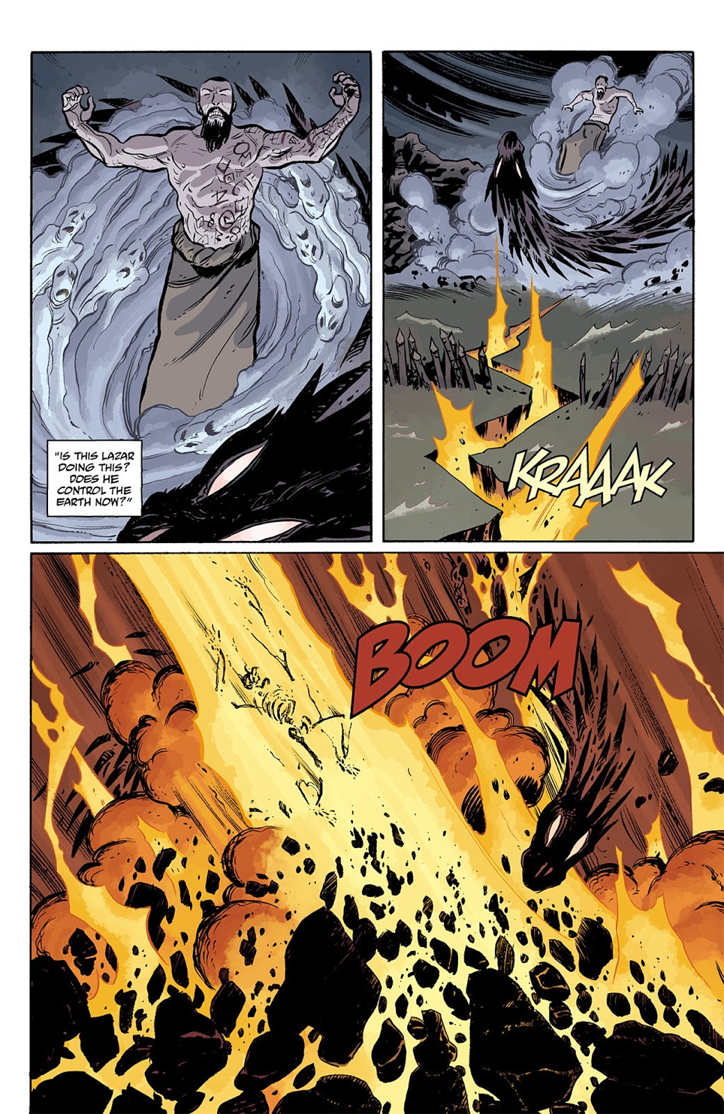 Read online B.P.R.D. Hell on Earth: The Return of the Master comic -  Issue #5 - 9