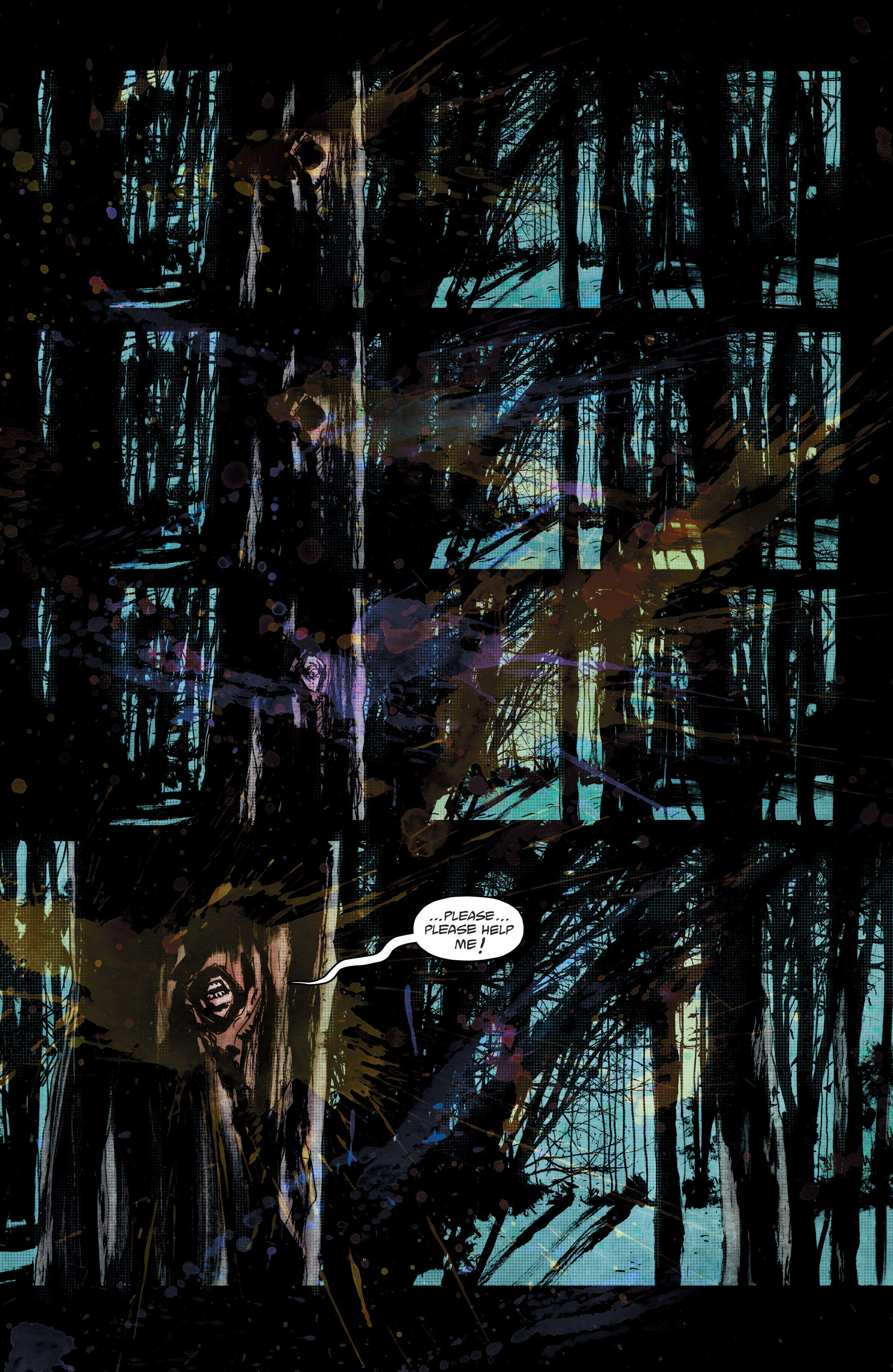 Read online Wytches comic -  Issue #1 - 5