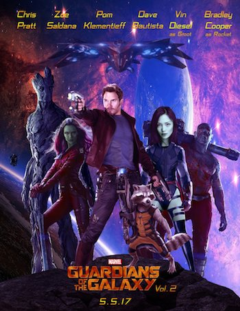 Guardians of the Galaxy Vol 2 2017 English HDCAM x264 700MB
