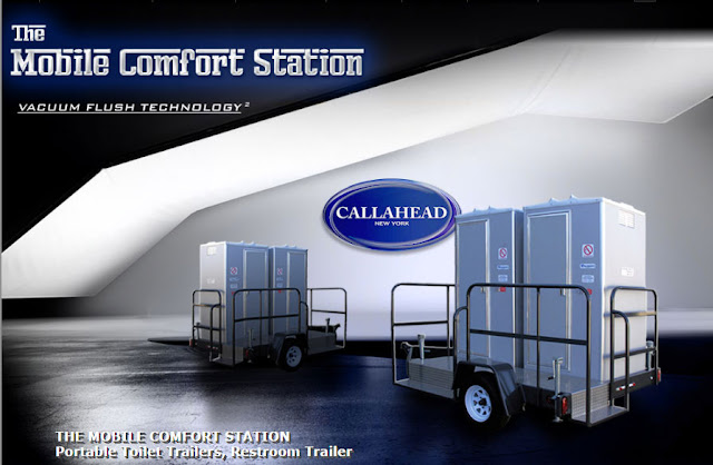 Portable Toilet Trailers and The Mobile Comfort Station