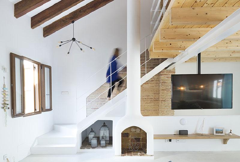 appartamento Cala Blava - by El Atico Interiorismo