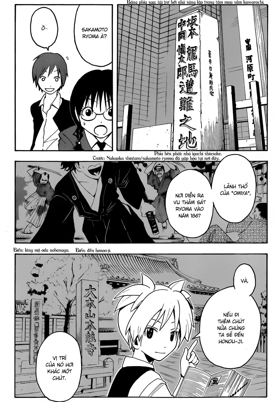 Ansatsu Kyoushitsu chap 16 trang 7