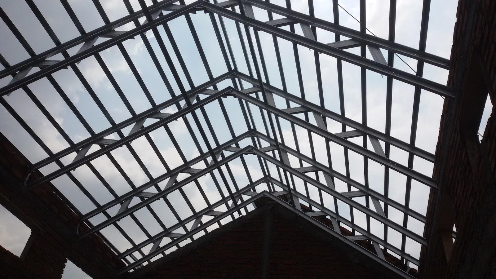 Pasang Baja Ringan Garut Rangka Jual Atap