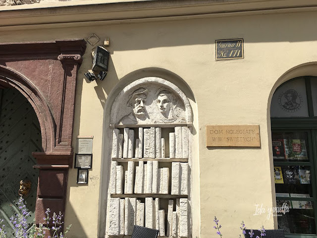 Cracovia librería
