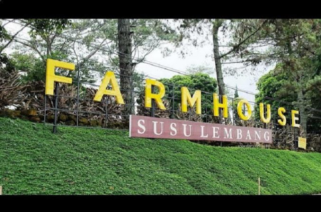 [Travel Destination] Farm House - Lembang