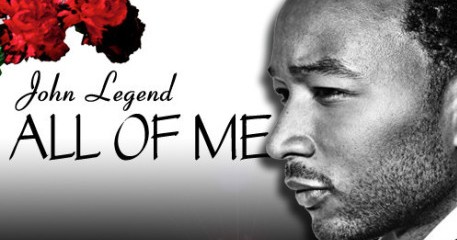 Lirik Lagu All Of Me John Legend Asli dan Lengkap Free Lyrics Song