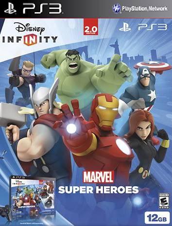 تحميل لعبة disney infinity 2.0 marvel super heroes