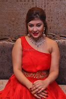 Payal Ghosh Looks Stunning in Red Half Shoulder Gown 014.JPG