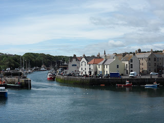 Eyemouth and St Abbs Head - 30th June - 2nd July | Old