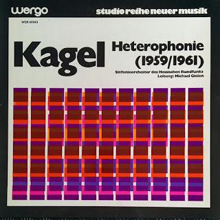 Mauricio Kagel, Heterophonie