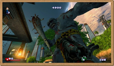Serious Sam 2 PC Games Gameplay