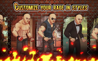 fist of rage game fighter android