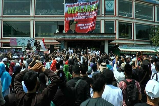 Seribu Ulama Siap Deklarasi Susulan Dukung Prabowo-Sandi