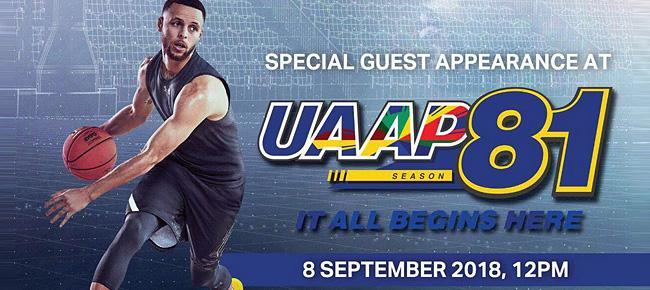 UAAP Live Stream 2018