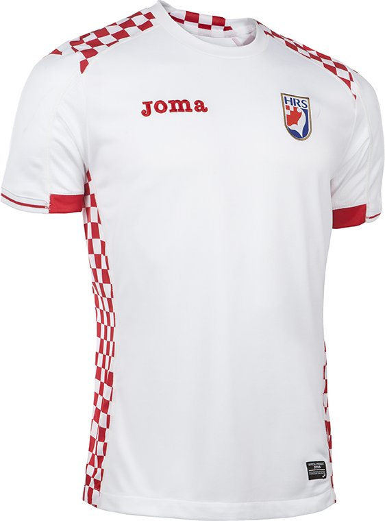 05bf4fad11 Joma lança camisas da seleção de handball da Croácia - Show de Camisas