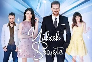 مسلسل الطبقة المخملية Yüksek Sosyete الحلقة 8 مترجمة للعربية
