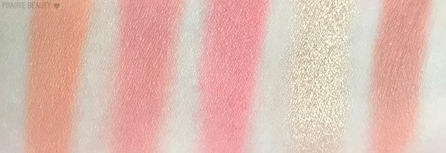 Blush Bazaar Palette by Tarte #11