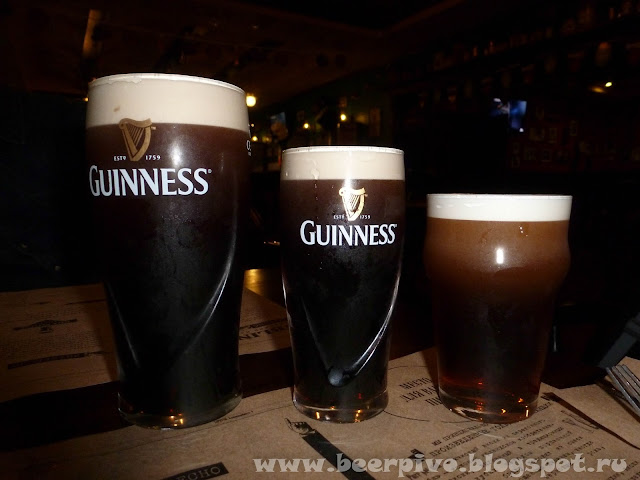 Guinness and Kilkenny Diageo beerpivo