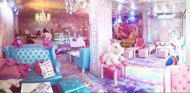 【曼谷旅行】獨角獸主題餐廳 Unicorn Cafe 尋找如幻少女夢
