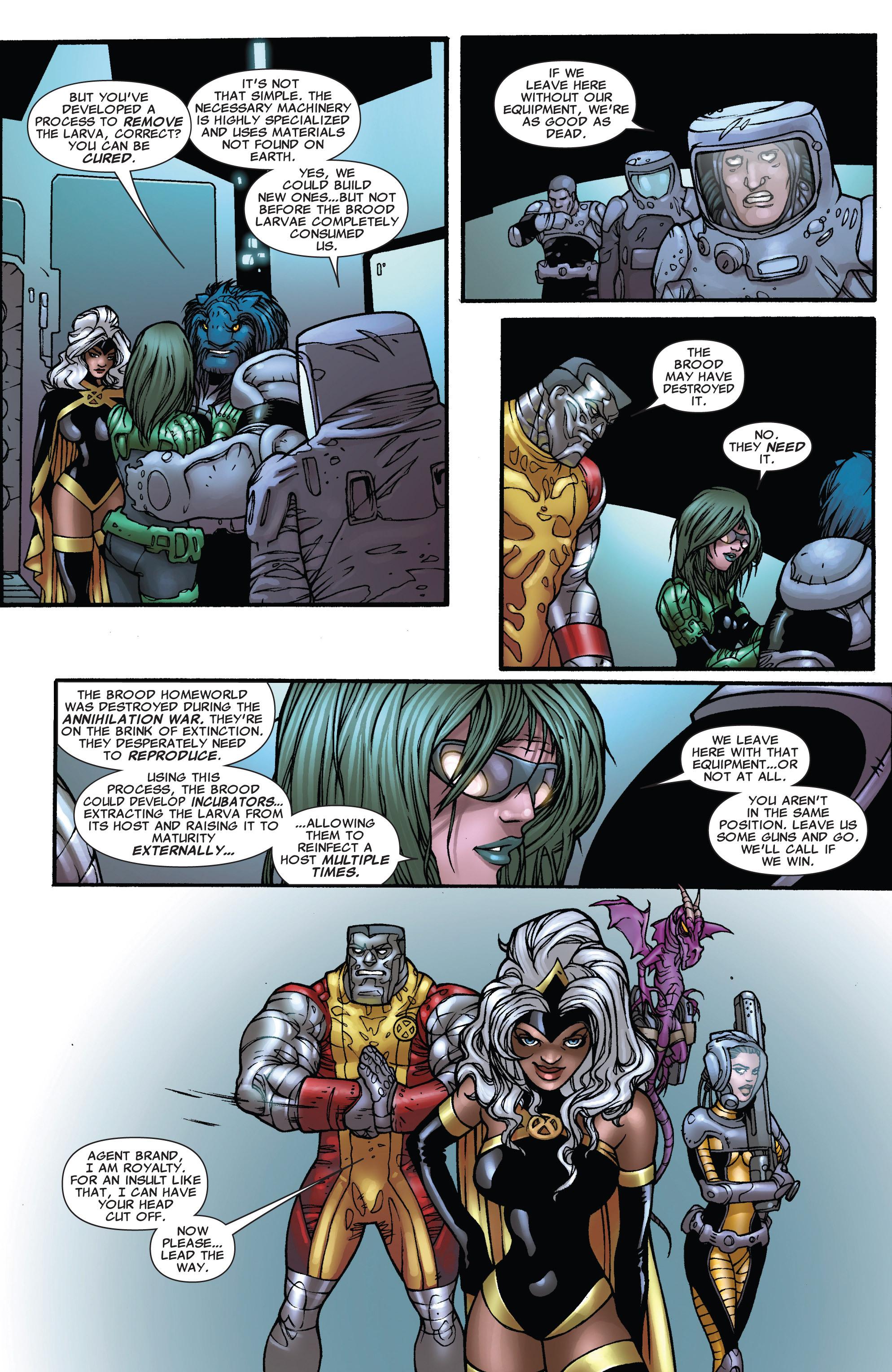 Read online Astonishing X-Men (2004) comic -  Issue #38 - 17