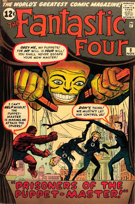 Fantastic Four #8, the Puppet-Master