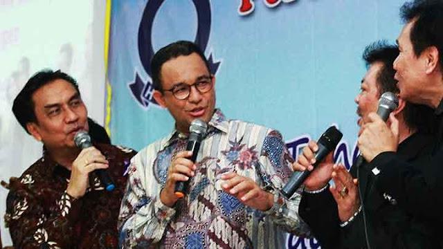 Anies Baswedan Anggap Protes Ananda Sukarlan Sebagai Bonus