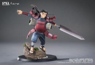 "Figuras: Abierto pre-order de Hashirama Senju X-Tra de ""Naruto Shippuden"" - Tsume Art"