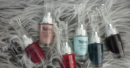 Swatches: Trind Misty Meadow Collection