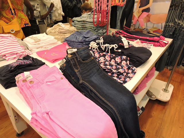 Oshkosh B'gosh Fall Preview Collection Event: Plus First Day of School Pictures!  via  www.productreviewmom.com