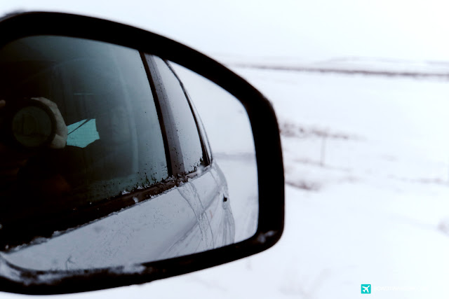 bowdywanders.com Singapore Travel Blog Philippines Photo :: Iceland ::  So How Awfully Dangerous Is It to Drive in Iceland in Winter?