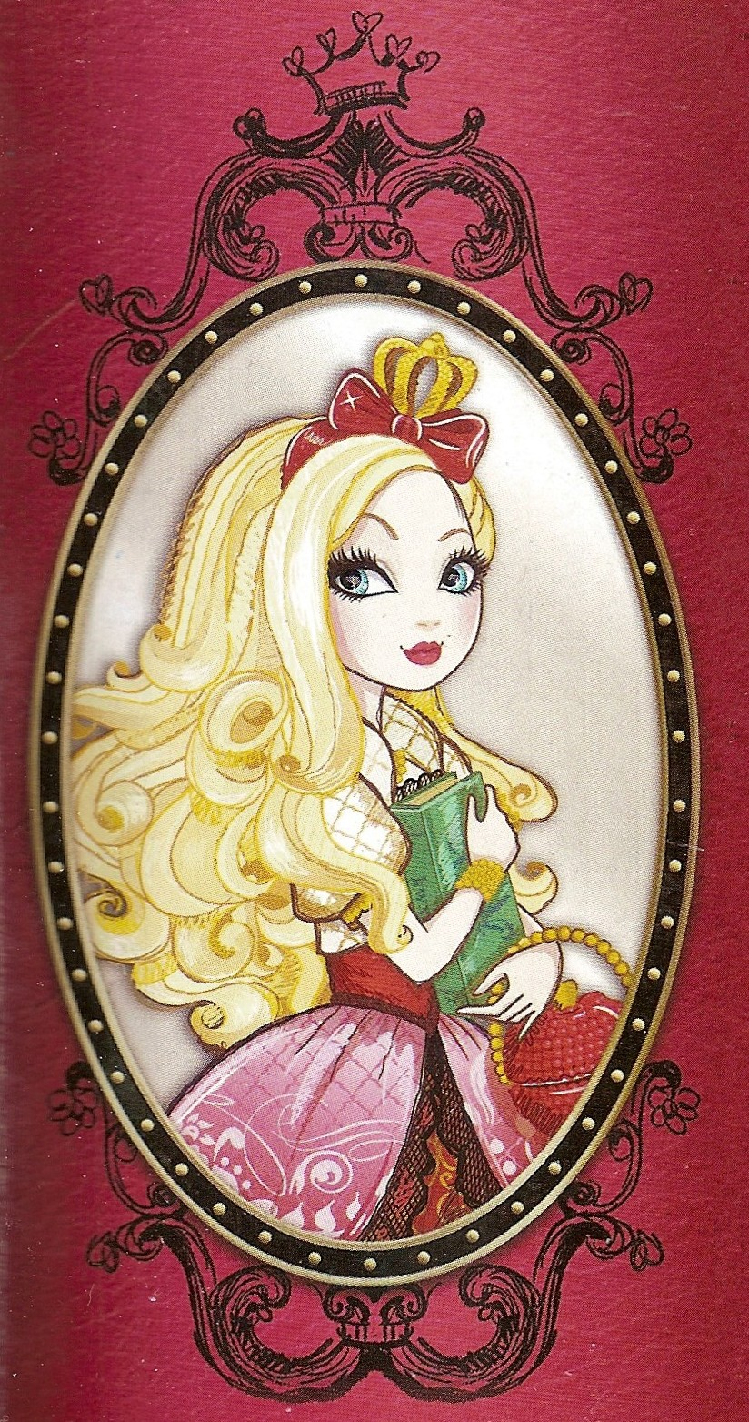 Voicething Review Ever After High Apple White