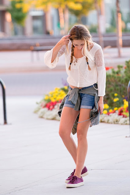 Fierce & Free-American Eagle-Blogger-Utah Blogger-Fashion-Ootd-Cotton On-Style-Blog
