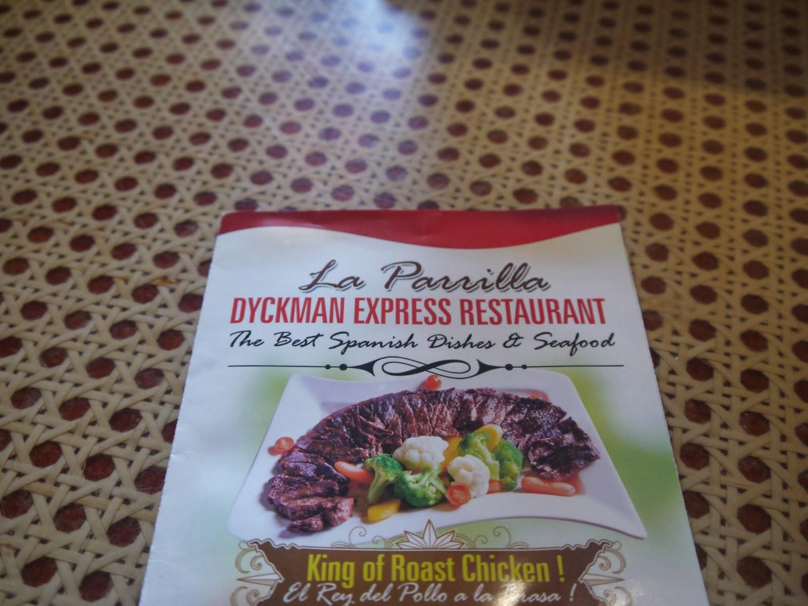 La Parrilla Dyckman Express Restaurant