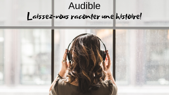 Audible, l'application du livre audio