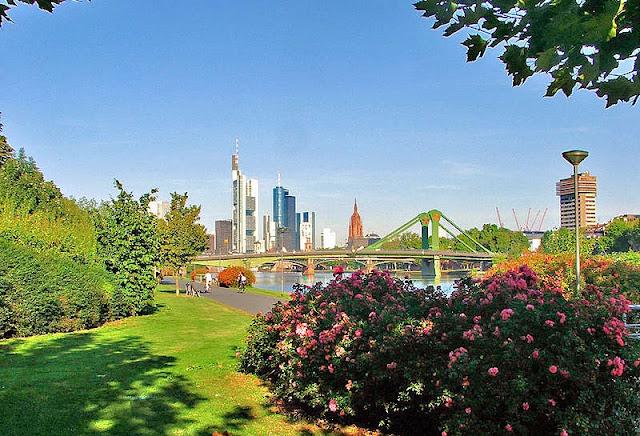 Dicas para aproveitar melhor sua viagem à Frankfurt