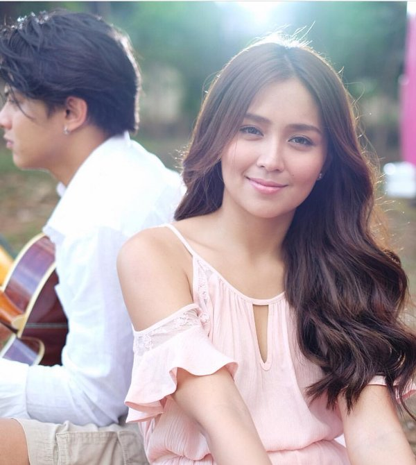 KathNiel's Can't Help Falling In Love BTS Photos