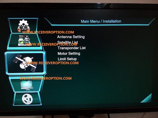 OPENBOX GENIUS HEVC HD RECEIVER POWERVU KEY NEW SOFTWARE BY USB