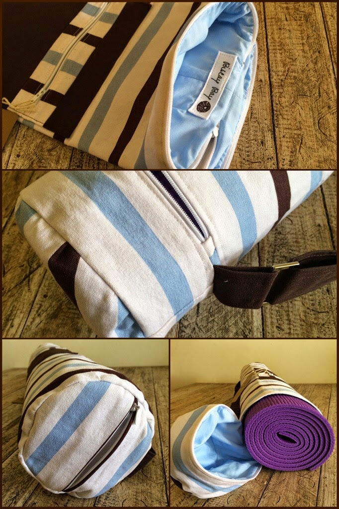 Yoga Bags by BiscayBay Etsy Store