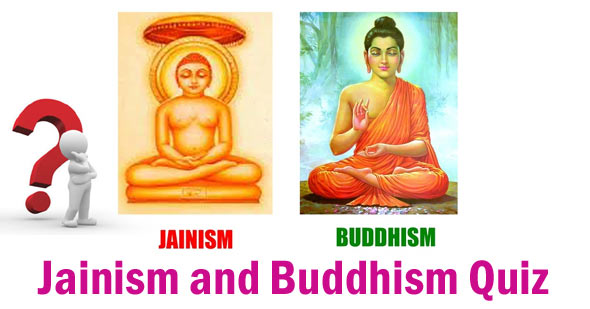 Jainism Buddhism Questions and Answers MCQ