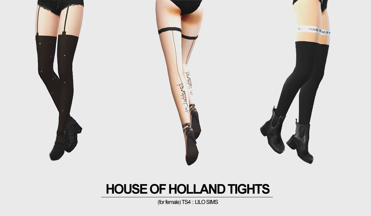 My Sims 4 Blog House Of Holland Tight By Lilosims