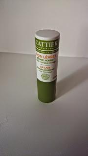 CATTIER-Pomadka Ochronna na Mango , Karite i oliwie z oliwek