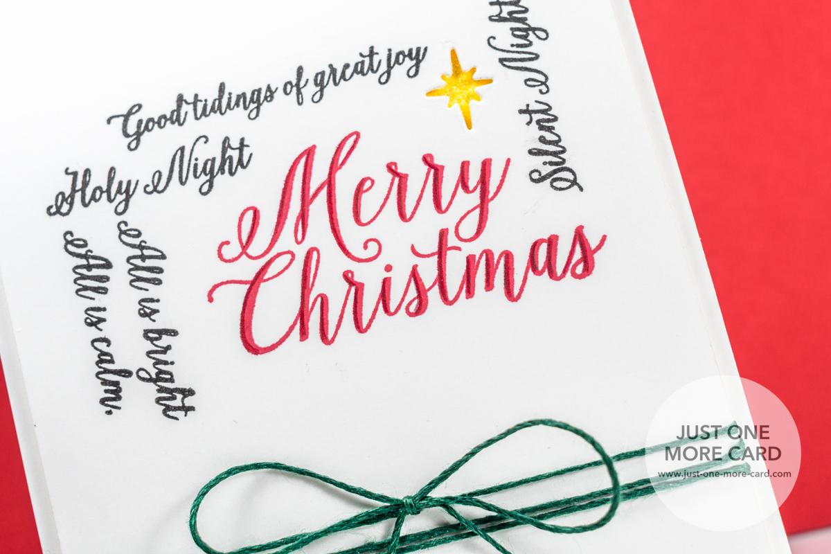 Seven Hills Crafts Blog: Font-astic Christmas