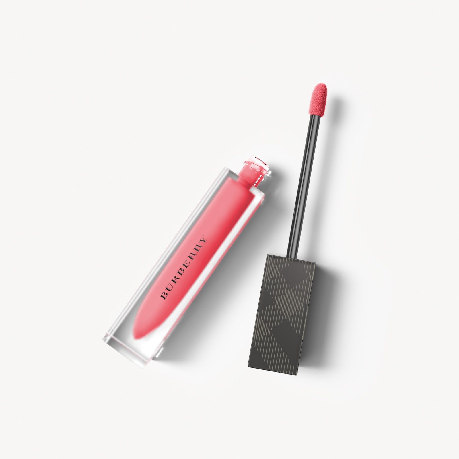 Burberry Liquid Lip Velvet iris law bright magenta no 33